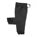 Black Chefs Trousers